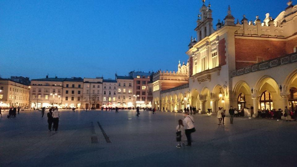 Najpiękniejsze miasto w Polsce - Kraków