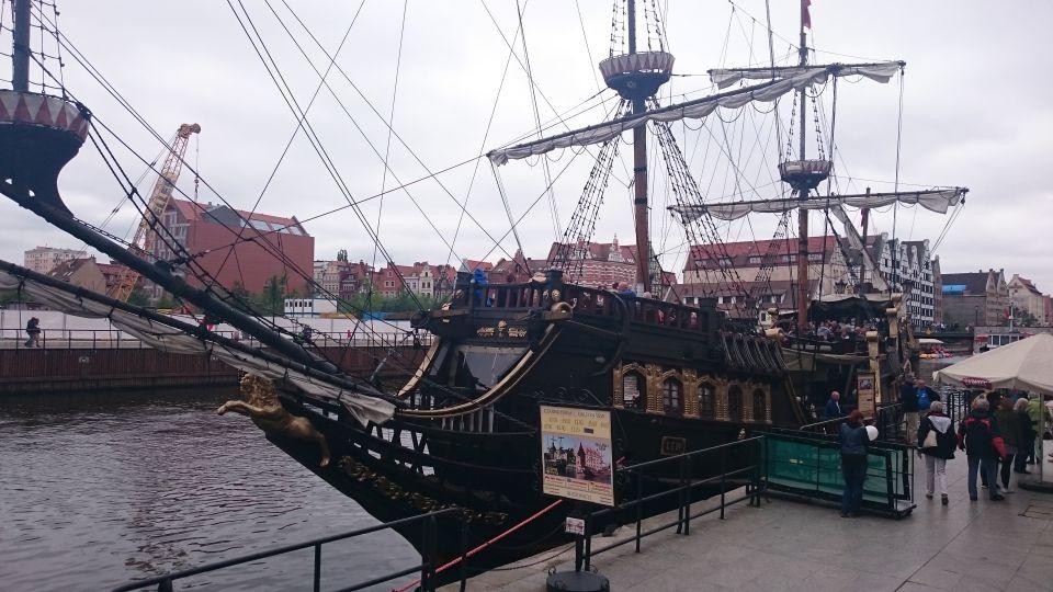 Rejs z Gdańska do Westerplatte 1