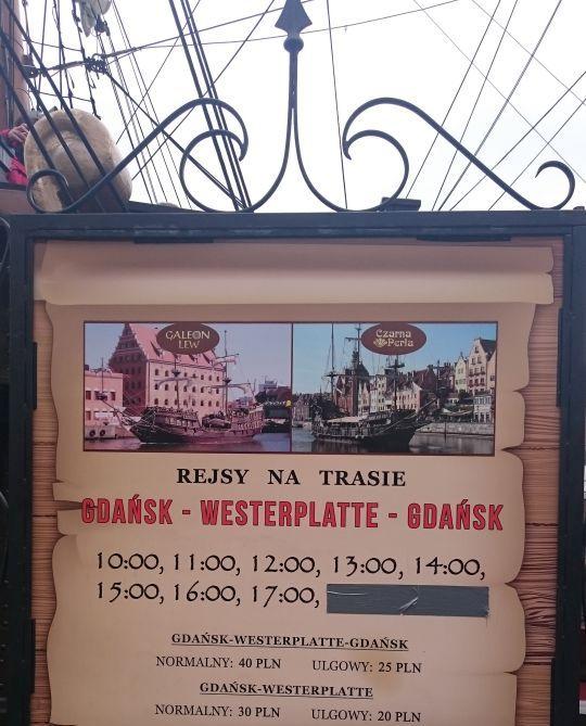 Rejs z Gdańska do Westerplatte 10