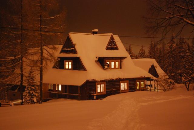 Pompelówka - góralska chata na Gubałówce 6