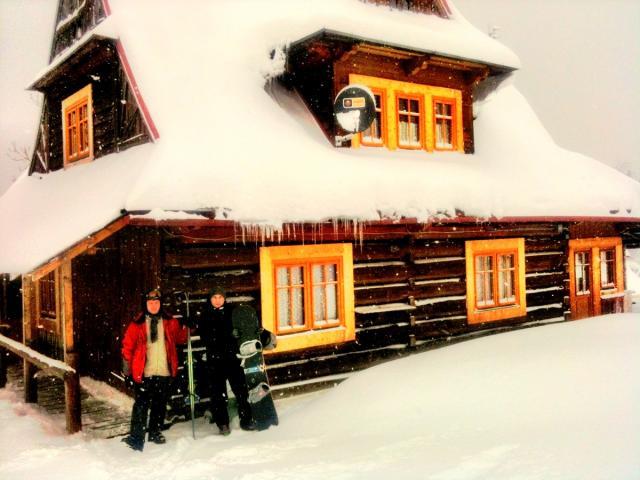 Pompelówka - góralska chata na Gubałówce 10