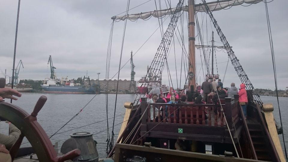 Rejs z Gdańska do Westerplatte 4