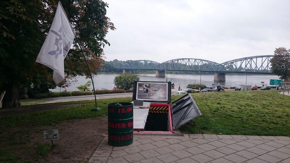 Bunkier Wisła w Toruniu