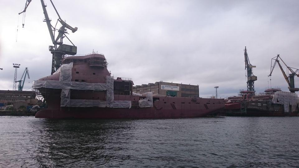 Rejs z Gdańska do Westerplatte 5