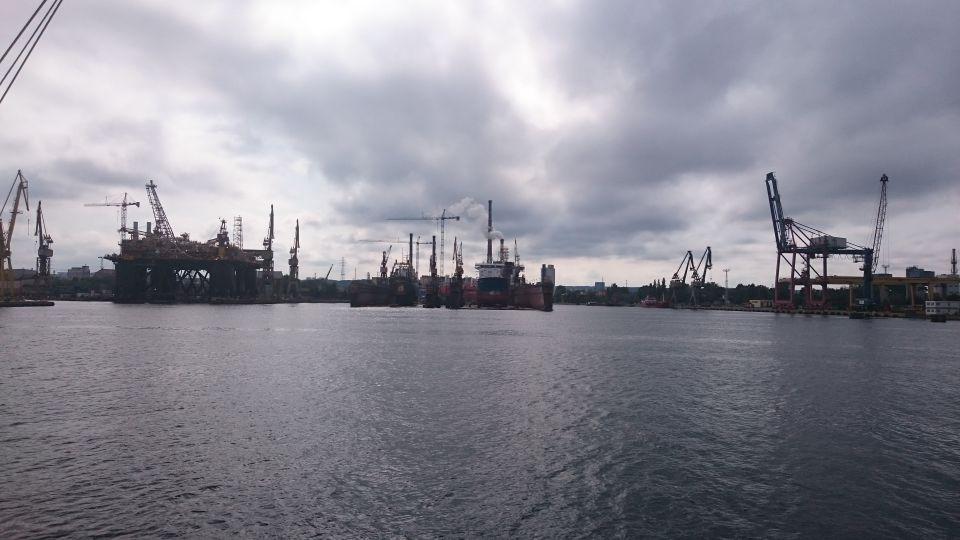 Rejs z Gdańska do Westerplatte 6