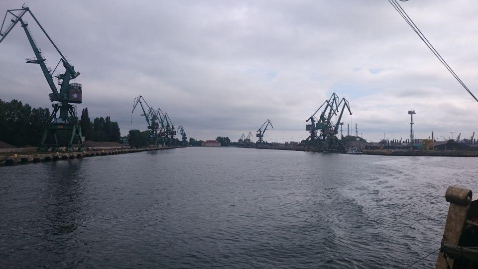 Rejs z Gdańska do Westerplatte 7