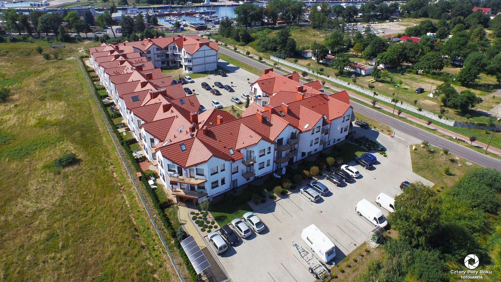 Całoroczny apartament Darłówko Wschodnie