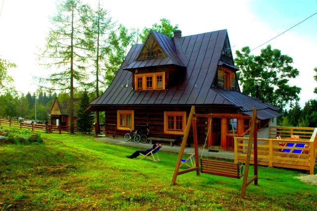Pompelówka - góralska chata na Gubałówce 2