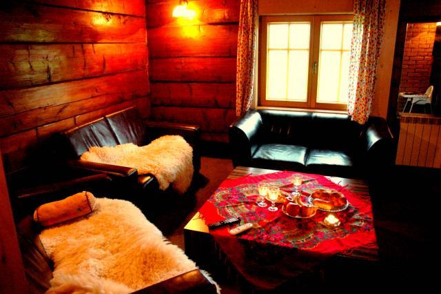 Pompelówka - góralska chata na Gubałówce 3
