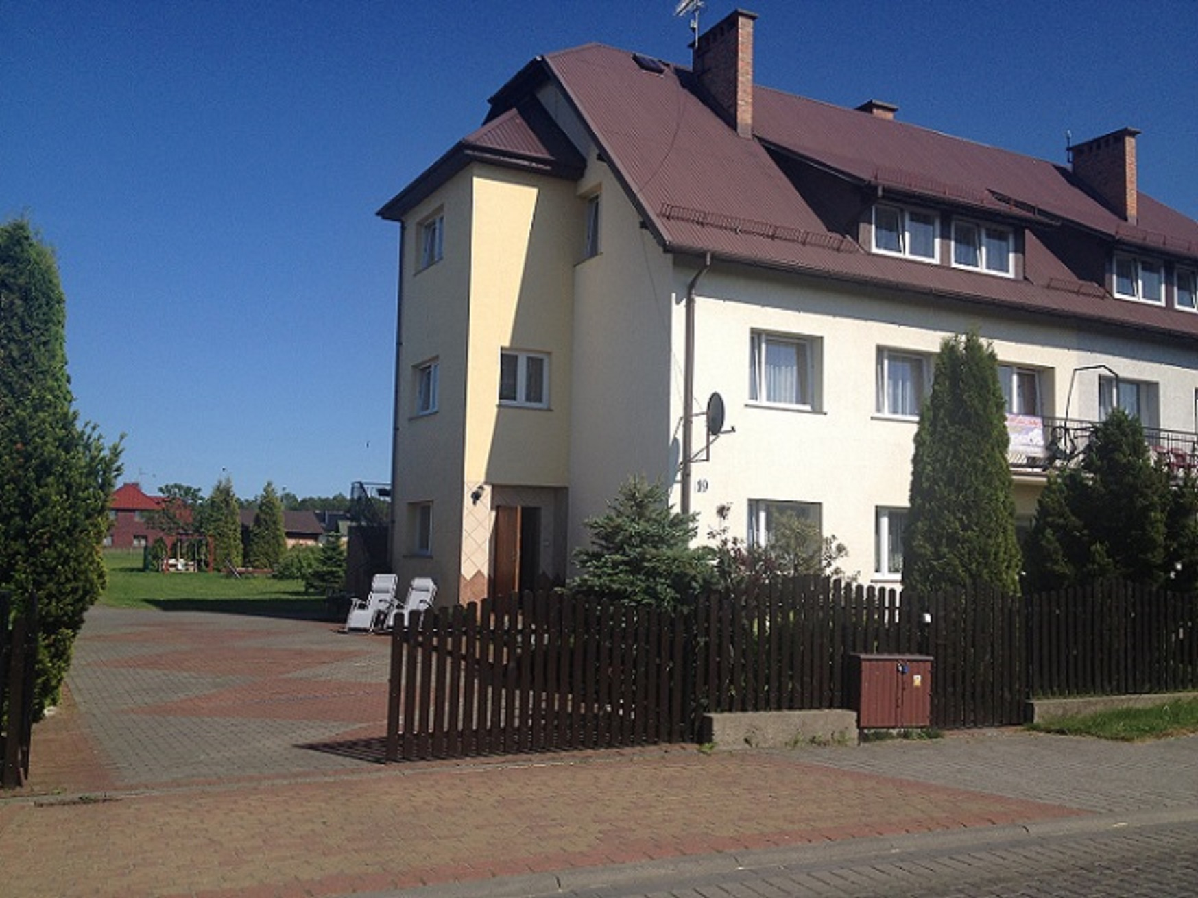 Dom  gościnny PTAJA