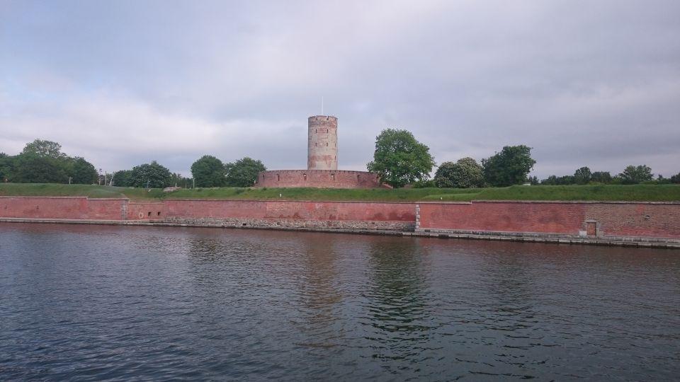 Rejs z Gdańska do Westerplatte 8