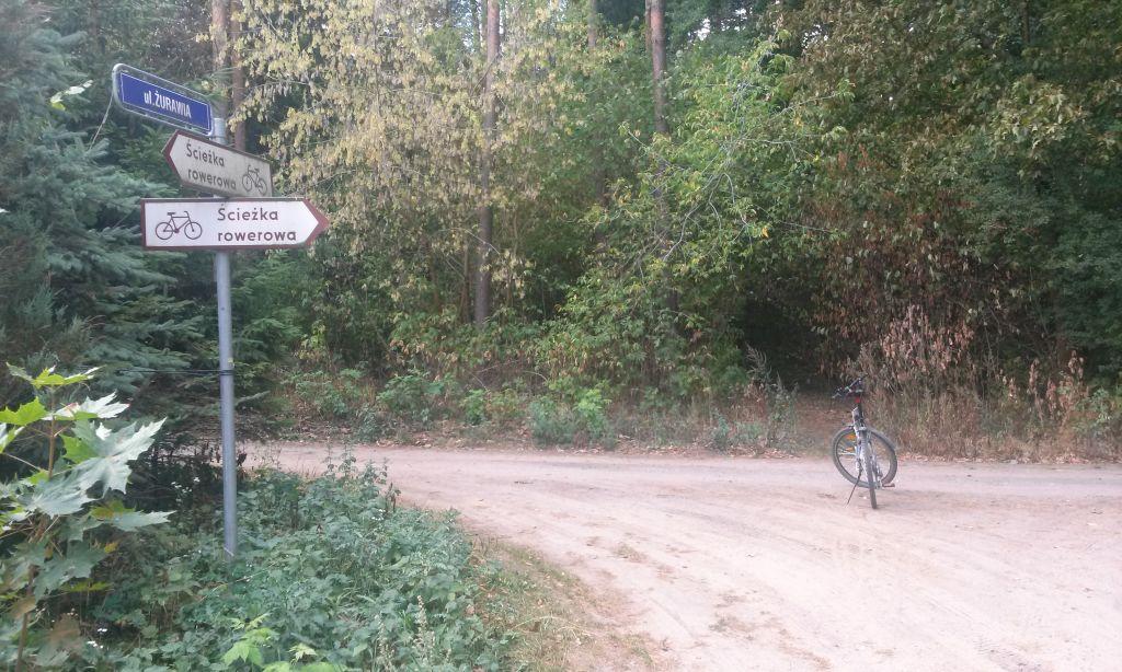 Trasy rowerowe Supraśl - Puszcza Knyszyńska 1