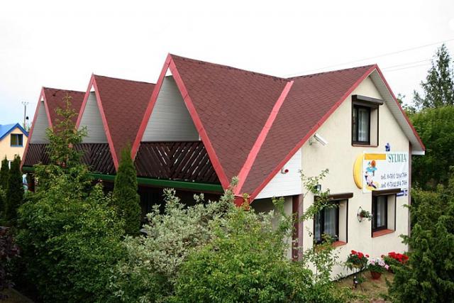 Pensjonat SYLWIA w Łebie