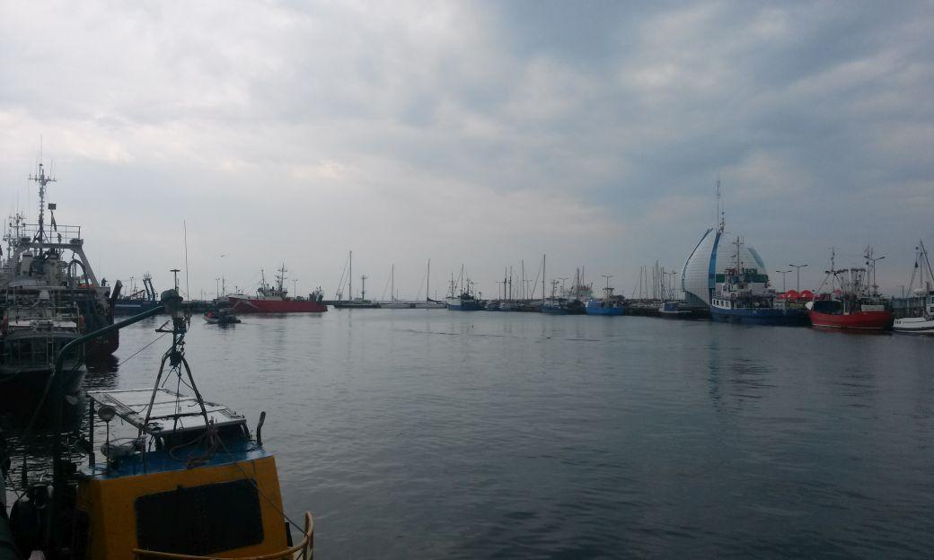 Port Rybacki na Helu