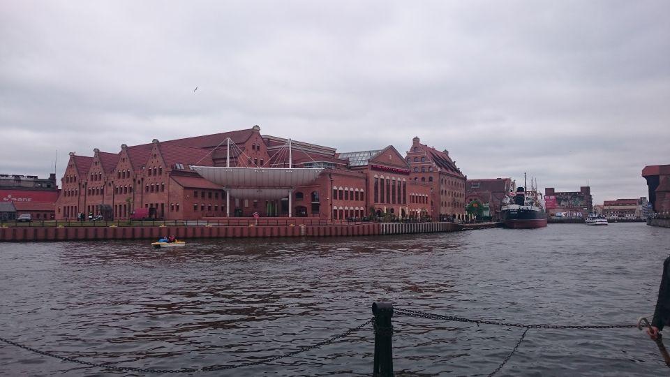 Rejs z Gdańska do Westerplatte 2