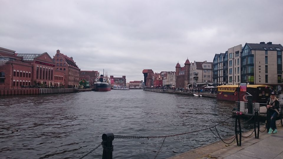 Rejs z Gdańska do Westerplatte 3