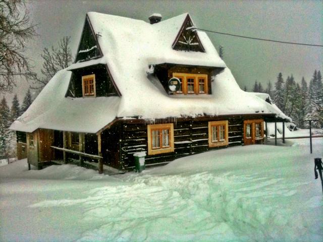 Pompelówka - góralska chata na Gubałówce 1