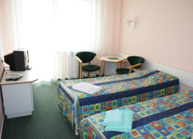 Hotelik Damroka  w Łebie 3